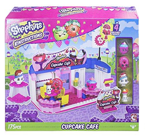 Shopkins kinstructions Szene Pack Cupcake Cafe Building (Amazon Donut Kostüm)