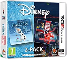 Disney Frozen Big Hero 6 Double Pack [Importación Inglesa]