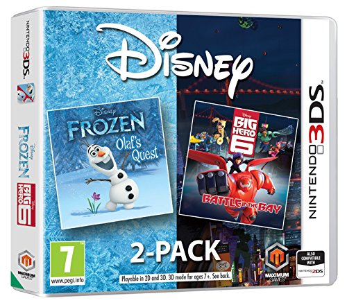 ro 6 Double pack (Nintendo 3DS) [UK IMPORT] ()