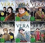 Vera: Ein ganz spezieller Fall - Staffel 1-6 im Set - Deutsche Originalware [24 DVDs]