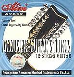 #4: Alligator Alice A2012 12-string Acoustic Guitar Strings