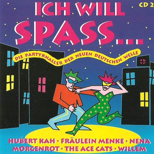 Das macht Spass: Seltene NDW Party Hits (Compilation CD, 15 Tracks)