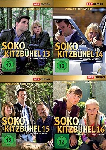 Staffel 13-16 (9 DVDs)