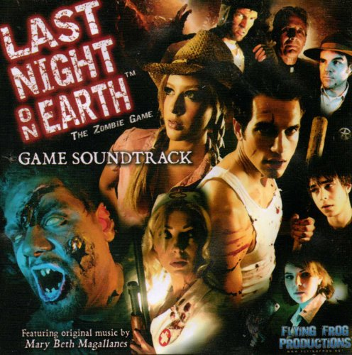 (The Zombie Game Soundtrack) ()
