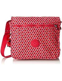 Kipling Polyester 20 Ltrs Clover Pr Messenger Bag (K09480K2400F)