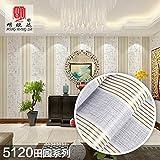 Papier peint auto-adhésif étanche chambre salon papier peint dortoir rayé stickers muraux papier peint - 45cm * 10m