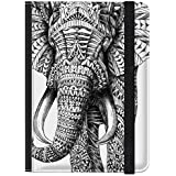 "caseable - Funda para Kindle y Kindle Paperwhite, diseño ""Ornate Elephant"""
