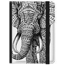caseable - Étui pour Kindle et Kindle Paperwhite, Ornate Elephant