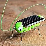 MAJGLGE Lovely energia Solare Grasshopper Insetto Bambini Bambini novità Giocattolo educativo