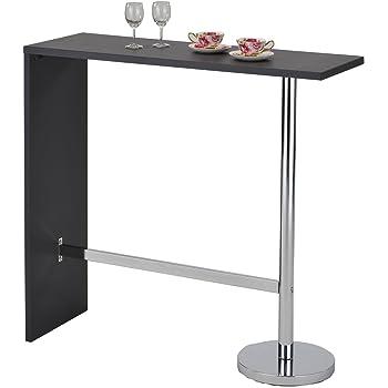 idimex bartisch stehtisch bistrotisch theke k chenbartisch ricardo in sonoma eiche. Black Bedroom Furniture Sets. Home Design Ideas