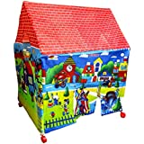 Novelty Multicolor Kid's Tent House, Jumbo Size Tent House (LED Tent House)