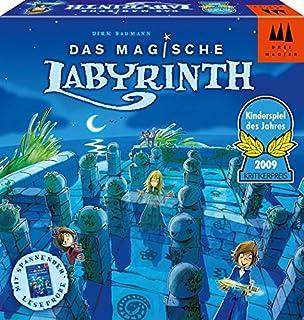 Schmidt Spiele Drei Magier Spiele 40848 - Das Magische Labyrinth, Kinderspiel des Jahres 2009 (B001O2S9RY) | Amazon Products