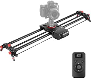Neewer Motorisierter Kameraschiene 80cm 2 4g Kamera