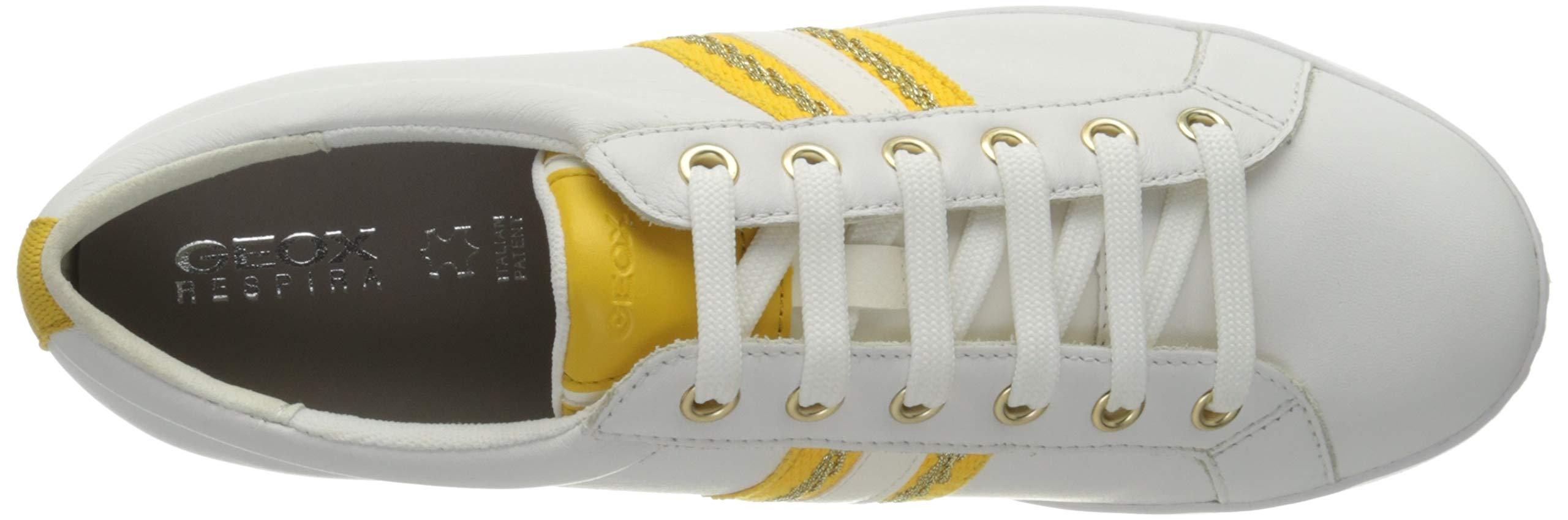 Geox Damen D Jaysen A Sneaker 7