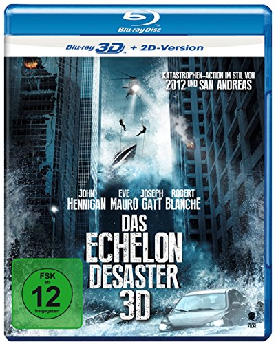 Das Echelon-Desaster [3D Blu-ray + 2D Version]