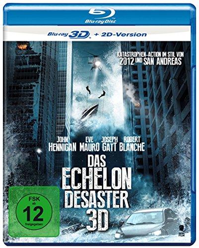 Bild von Das Echelon-Desaster [3D Blu-ray + 2D Version]