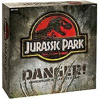 Ravensburger 22490 Jurassic Park Danger - Juego de Estrategia de Aventura, Multicolor