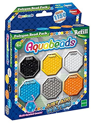 AQUA BEADS Aquabeads Polygon Refill Perlen