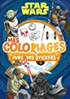 STAR WARS - Mes coloriages avec Stickers