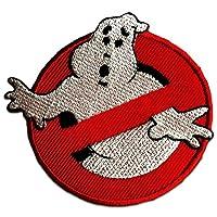 Ghost Buster Patch applique Ghost Buster toppa da immagini per bambini da stiro toppe embroidered Iron On Comic patches applicazione