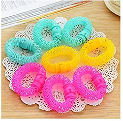 New Fashion Lucky Donuts Curly Hair Curls Roller Hair Styling Tools Hair Accessories