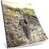 Dékokind® 3 Jahres Journal: Ca. A4-Format, 190+ Seiten, Vintage Softcover • Dicker Jahresplaner, Tagebuchkalender, Buchkalender, Tagesplaner • ArtNr. 21 Bergsteiger • Ideal als Geschenk