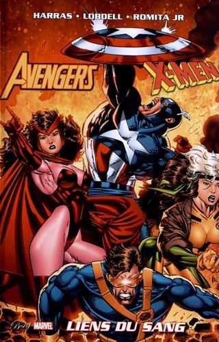 AVENGERS/X-MEN : LES LIENS DU SANG