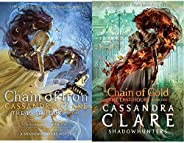 Chain of Iron + Chain of Gold (Set of 2 Books)