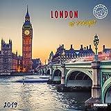London at Twilight 2019: Kalender 2019 (Wonderful World) -