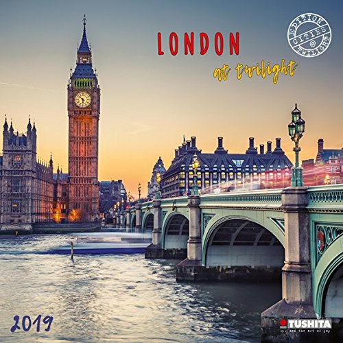 London at Twilight 2019 (CITIES AT TWILIGHT)