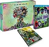 Suicide Squad [Blu-ray 3D + 2D + 2D Extended Edition + DVD + Copie...