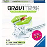 Gravitrax 26848 Ravensburger Gravitrax Dodatek Skoczek (26848) Zabawka Konstrukcyjna Tor Z Kulkami Dla Chłopców I Dziewczynek