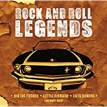 Rock & Roll Legends [Import allemand]