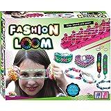 Ekta Fashion Loom Bands Jewelry Maker Kit For 5+ Year Girls/ Birthday Gift