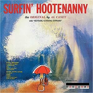Surfin Hootenanny [Import allemand]