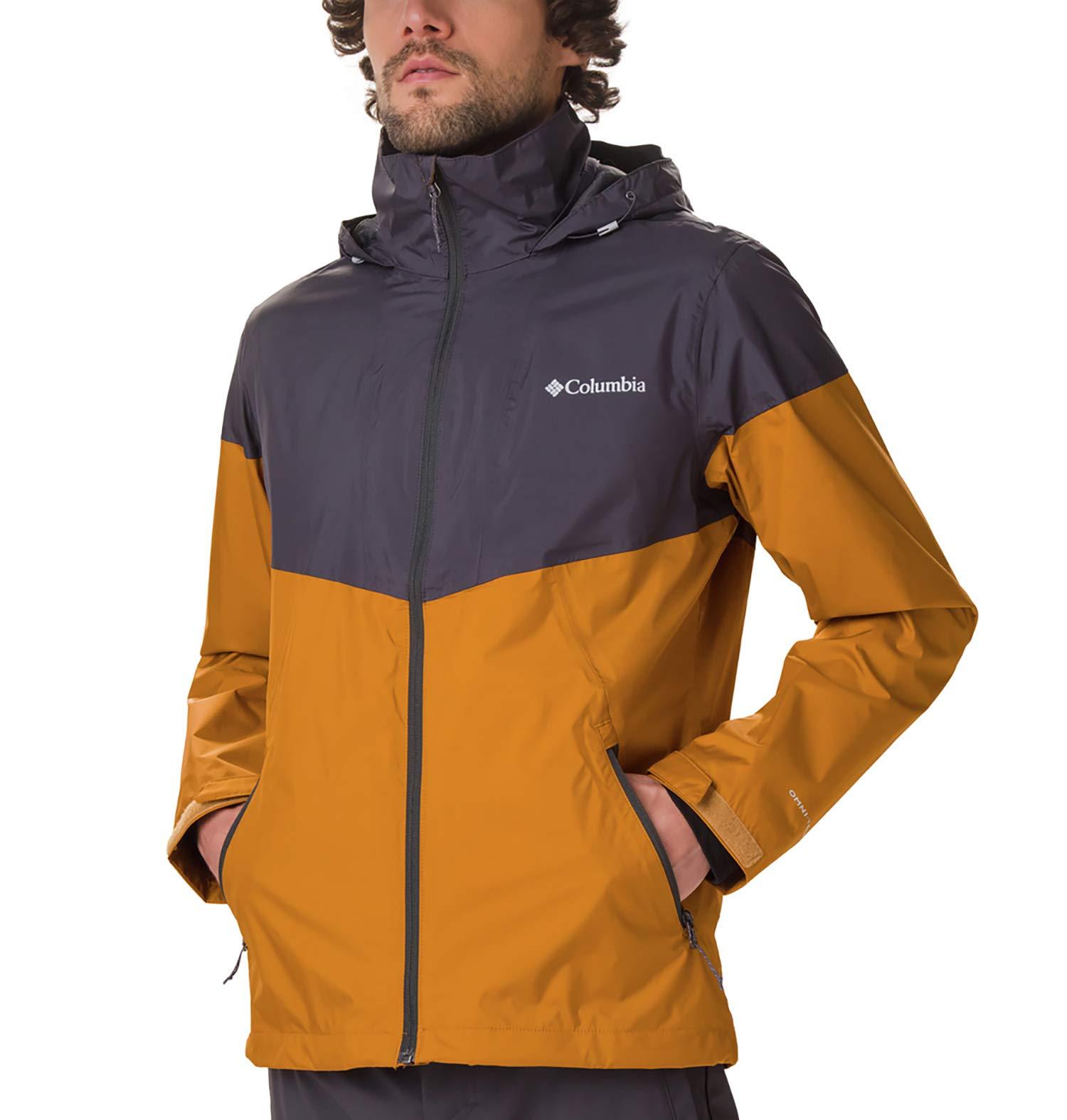 Columbia Men's Rain Jacket, Inner Limits
