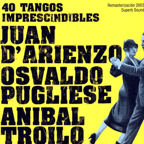 40 Tangos Imprescindibles