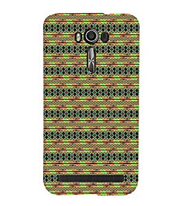 PrintVisa Designer Back Case Cover for Asus Zenfone 2 Laser ZE550KL (5.5 Inches) (Painitings Watch Cute Fashion Laptop Bluetooth )