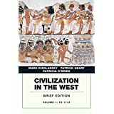 Civilization in the West, Volume 1