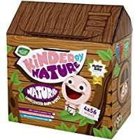Jackson Reece Kinder by Nature Treehouse Unscented Baby Wipes - Pack of 4