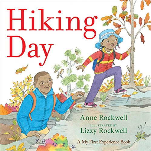 Hiking Day (A My First Experience Book) (English Edition)