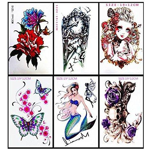 lily6pcs-trucco-waterproof-adulto-autoadesivo-provvisorio-del-tatuaggio-quadro-generale-non-tossico-