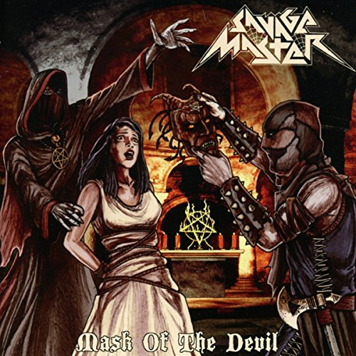Savage Master: Mask Of The Devil (Re-Release) (Audio CD)