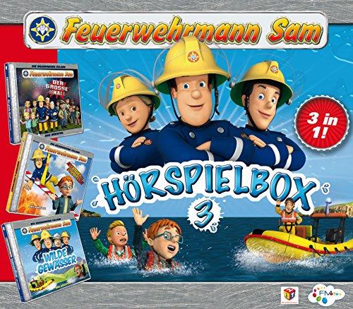 Produktbild Feuerwehrmann Sam-Hörspiel Box 3