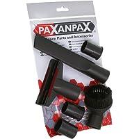 Paxanpax 69-UN-33 PFC922 Universal Vacuum Cleaner Tool Accessory Kit, 32 mm/35 mm, Plastic