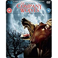 The Company of Wolves (Zeit der Wölfe) Limited Steelbook