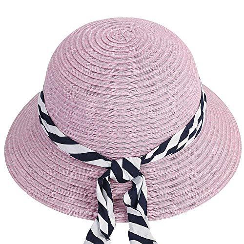 Kostüm Glas Marmelade - Wollmützen Entenzunge Kostüme Strohhüte Damenmode einkaufen Reisen kleine Becken Kappe Sonnenhut Damen rosa adjus