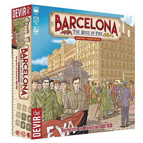 Devir APR178551 Barcelona Multi Dvr-wand