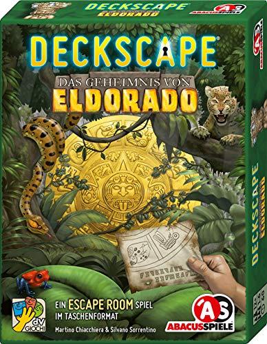 Deck Cape-El Secreto de Eldorado