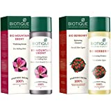 Biotique Bio Mountain Ebony Vitalizing Serum For Falling Hair Intensive Hair Growth Treatment, 120ML And Biotique Bio…